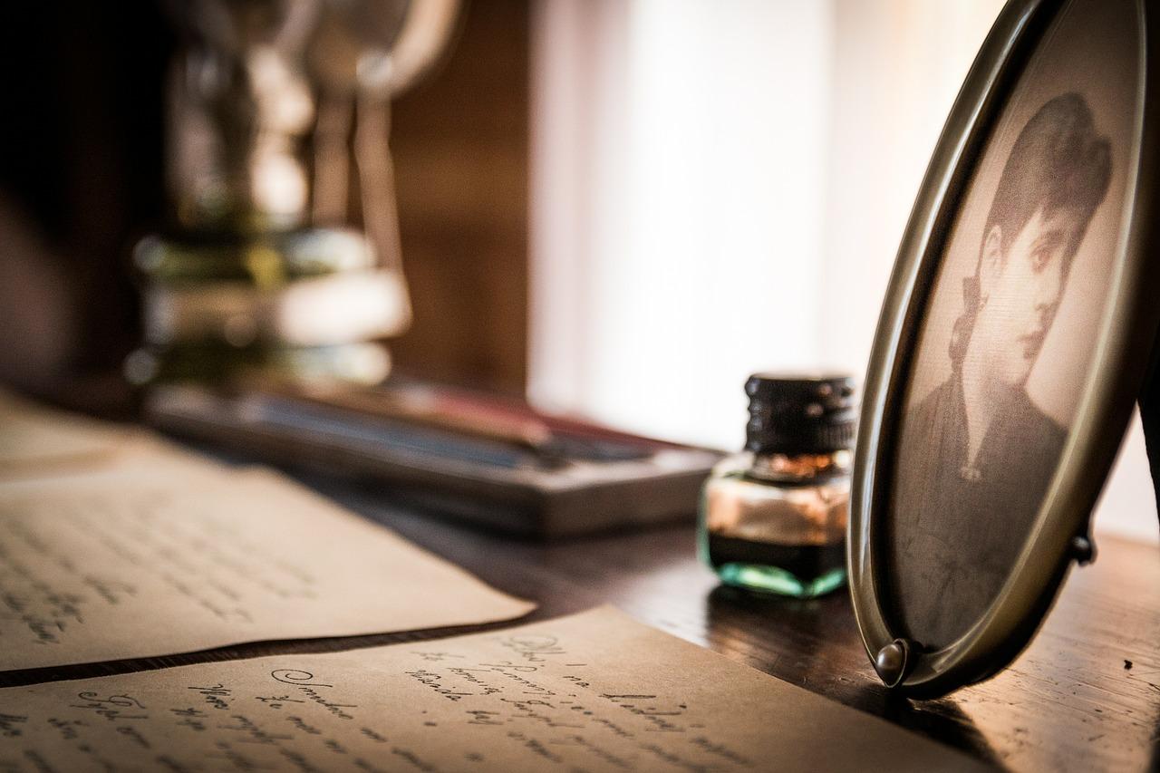Ich Schreibe Dir Einen Langen Brief Weil Ich Keine Zeit Habe